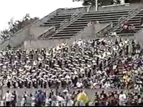 Miles vs. Clark Atlanta entire 1st Half 2002