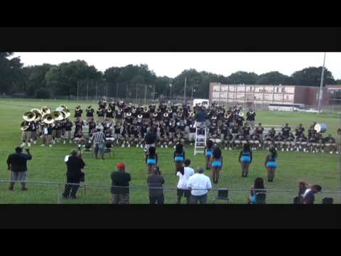 Memphis Mass Band  intro Loving you / Locked outta heaven 2013