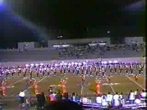 """Alcorn band 99 """"Out on a Limb"""""""
