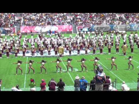 "2012 Bethune-Cookman University- ""Marching Wildcat"" @ 2012 SWAC/MEAC Classic in Orlando, FL"
