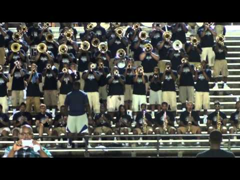 MEMPHIS MASS BAND VS MAAB ROUND 10 2013