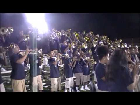 MISSISSIPPI VS MEMPHIS MASS BAND FINAL ROUND 2013