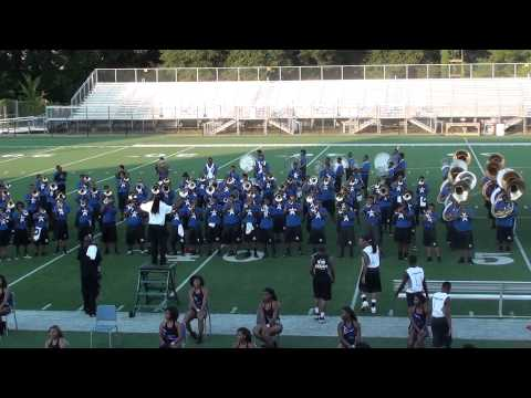 MEMPHIS MASS BAND VS MAAB ROUND 1 2013