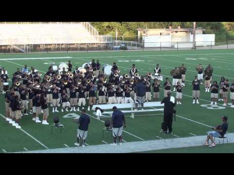 MEMPHIS MASS BAND VS MAAB ROUND 2 2013