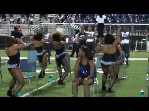 MEMPHIS MASS BAND VS MAAB ROUND 9 2013