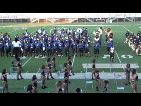 MEMPHIS MASS BAND VS MAAB ROUND 4 2013