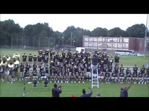MEMPHIS MASS BAND - LOVE AND WAR 2013