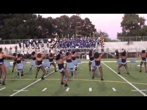MEMPHIS MASS BAND VS MAAB ROUND 6 2013