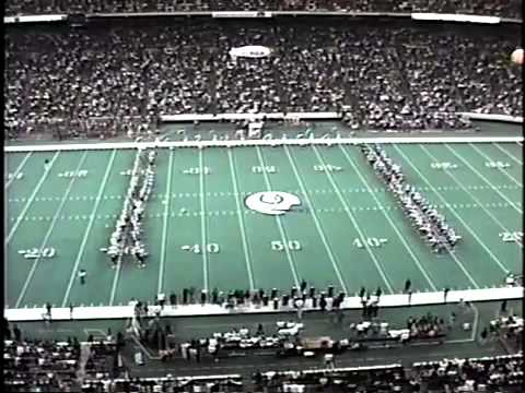 Howard University Showtime Band Halftime 1995 Alcorn State Game)   YouTube