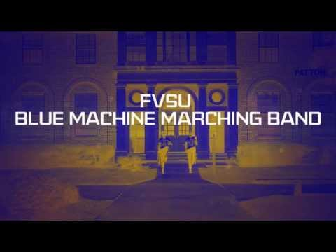 FVSU Blue Machine Marching Band Camp - August 7