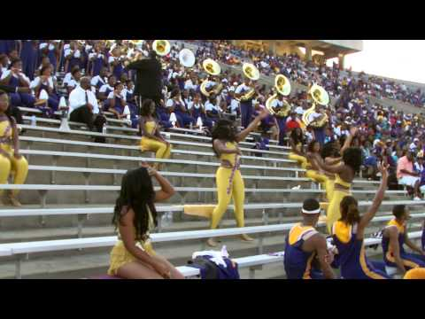 Alcorn vs Edward Waters 2013 ~ Now That We Found Love