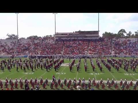 Tennessee State Halftime (2013) - vs FAMU