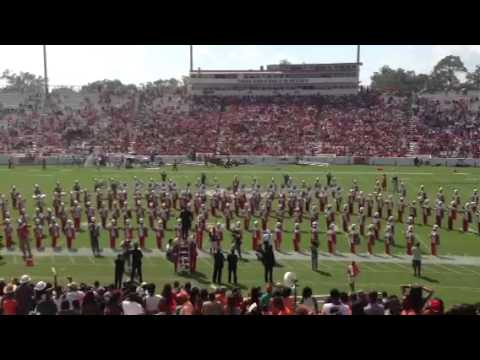 FAMU Halftime Show vs Tennessee State