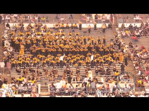 Alabama State Marching Hornets (2013) - Sho Nuff - HBCU Bands