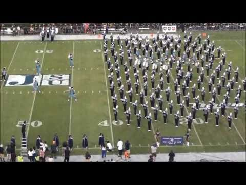 JACKSON STATE FIELD SHOW 2013