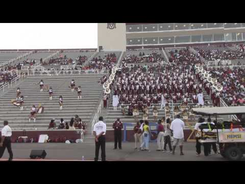 Alabama A&M University Band 2013 - Power Trip
