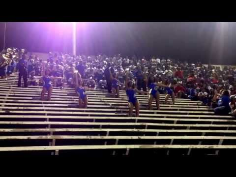 "Mckinley High school Band ""Holy Grail"" 2013-2014"