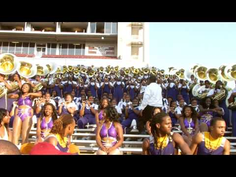 Alcorn vs MSU 2013 ~ Best of Me
