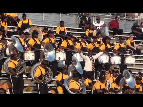 ALABAMA STATE SNARE CALL OUT 2013