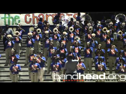 """Landry-Walker H.S. Playing """"Feds Watching"""" vs. South Lafourche 2013"""