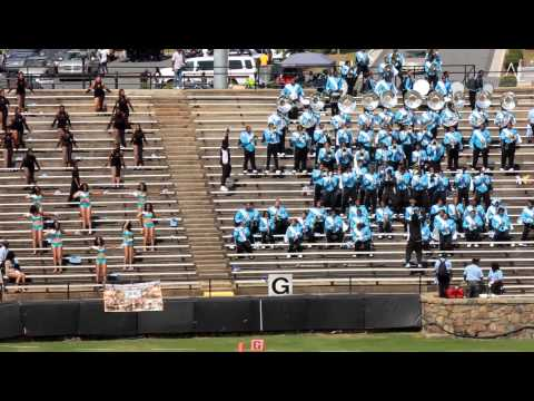Livingstone vs JCSU-Zero Quarter Rd 3 2013