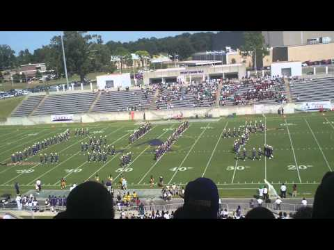MVSU vs Alcorn St. University Halftime Show 2013 ASU