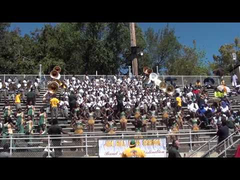 JIM HILL HIGH SCHOOL BAND 2013