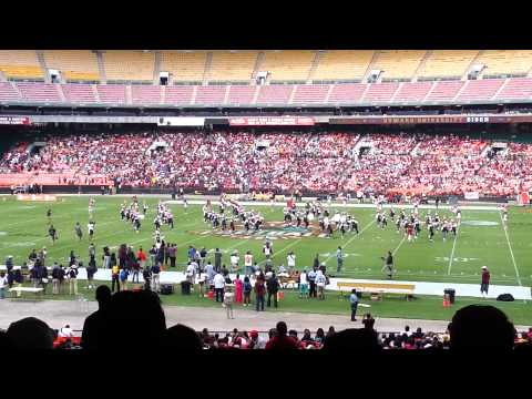 HOWARD UNIVERSITY vs MOREHOUSE COLLEGE 7 Sept 2013