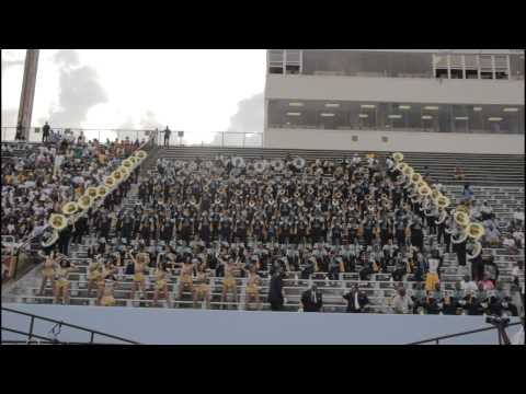 "Southern University Human Jukebox 2013-2014 ""I Don't Give A F***"""