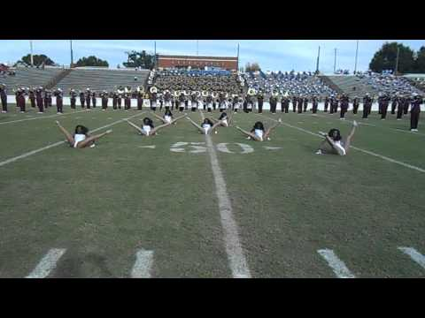 Talladega College Diamonds 2013 - Beauty & The Beat