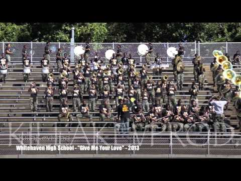 Whitehaven High School - Give Me Your Love - 2013