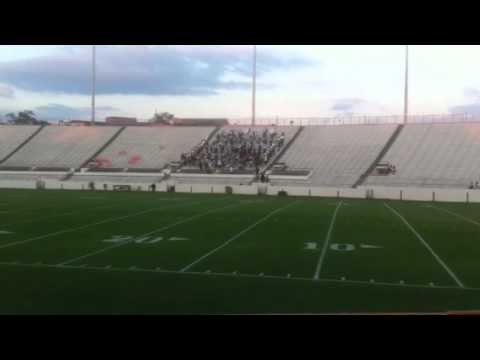 """FAMU Marching 100 """"Space Chords"""" 2013"""