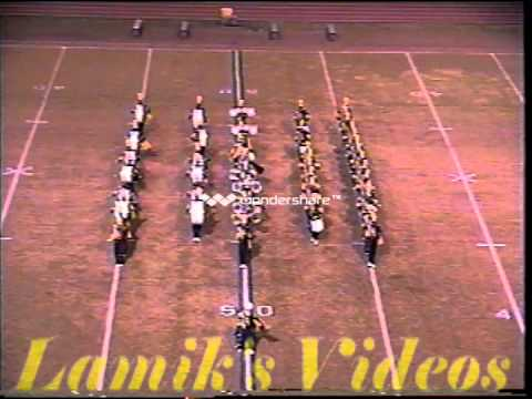 SWD Percussion 1998 Dekalb County Band Exhibition