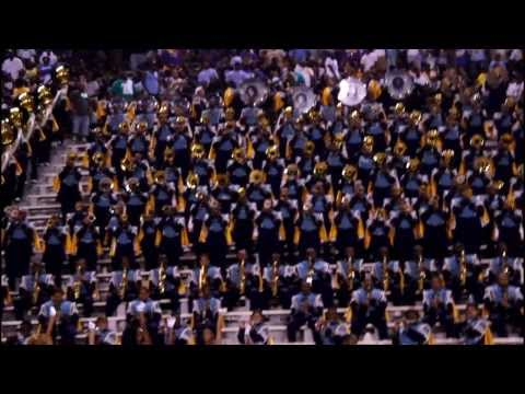 Southern University Human Jukebox 2013-2014 vs. JSU in Review