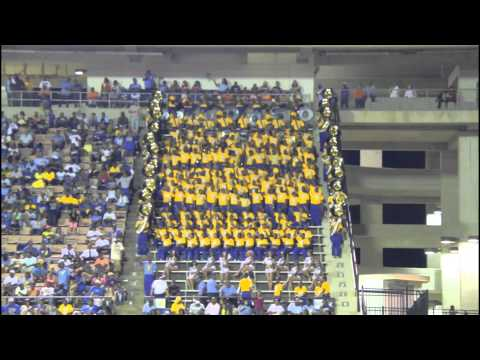 "Southern University Human Jukebox 2013-2014 ""Let Your Mind Be Free"""