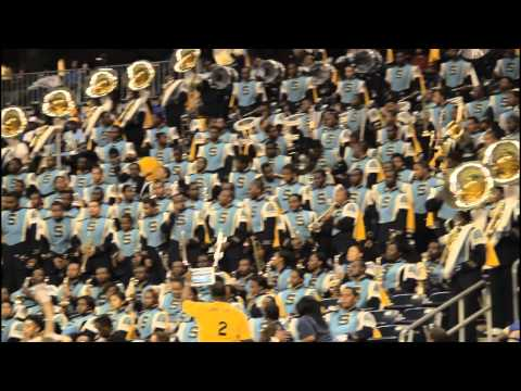 "Southern University Human Jukebox 2013-2014 ""Stuntin Like My Daddy"""