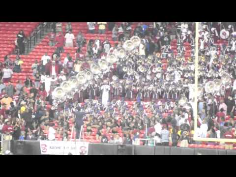 "2013 ATL Classic- SCSU (Marching 101) performs ""Love Saw It"""