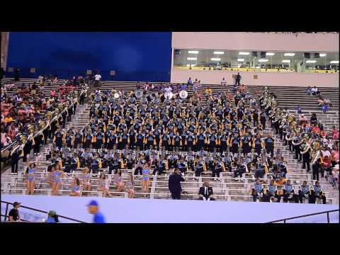 "Southern University Human Jukebox 2013-2014 ""Fine China"""