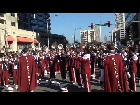 South Carolina State Marching 101 - Feds Watching vs Talladega College - I'm Dreamin