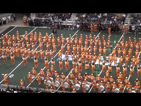 "2011 Florida Classic BOTB- FAMU ""Marching 100"""