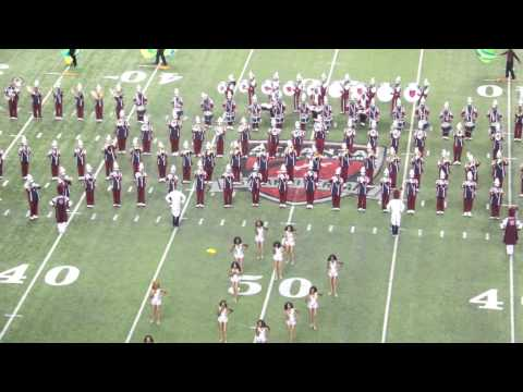 "2013 Atlanta Football Classic- South Carolina State University ""Marching 101"" Field Show"
