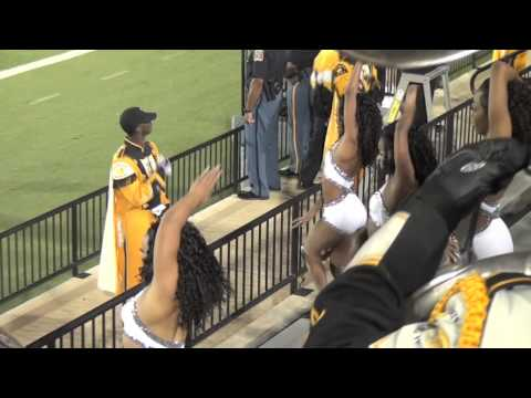 """Alabama State University (Mighty Marching Hornets) - """"Fool For You"""""""