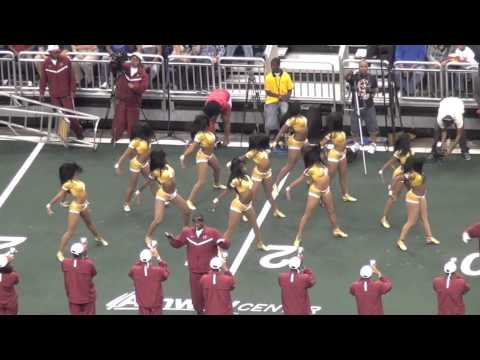 "2011 Florida Classic B.O.T.B- Bethune-Cookman University ""Marching WildCATS"""