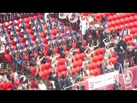 "2013 South Carolina State University (Marching 101) - ""Blurred Lines"""