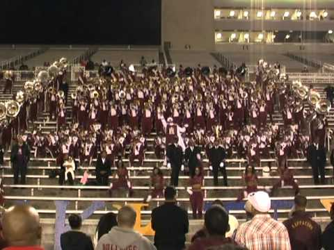 AAMU Band 2009 - MVSU Fifth Quarter