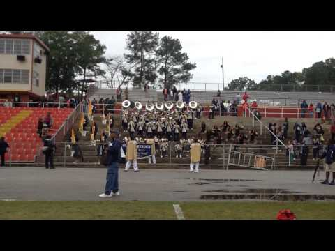 Stillman College Band 2013- Locked Out Of Heaven