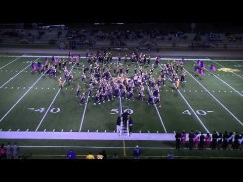 Miles College Halftime Show 10-24-13