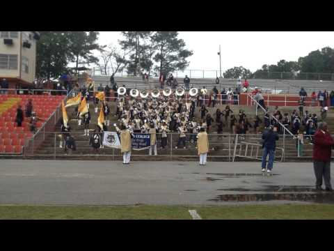 Stillman College Band 2013- Tap Out