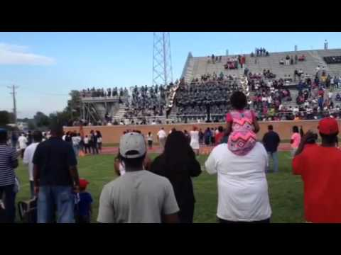 "JSU vs MVSU (MGMM) ""Memories"" (Battle) 2013"