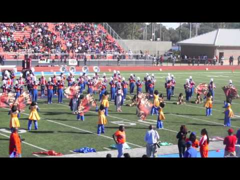 "2013 Savannah State University Homecoming - ""Coastal Empire Sound Explosion"" Halftime Show"